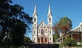 Cerro Largo - Igreja Matriz-Foto:Roque Antes
