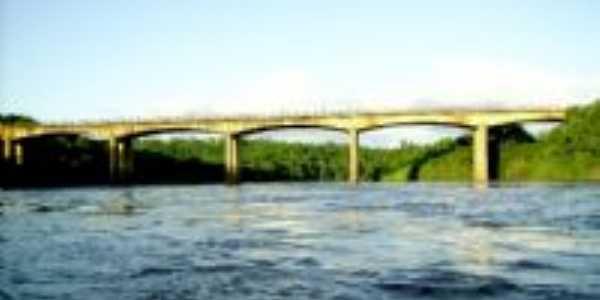 2007.04.16-Ponte sobre rio Ijui, Por RICARDO BUSSE