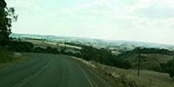 Vista da cidade-Foto:Vinicius Knob