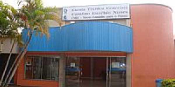 Escola Técnica-Foto:Henrique de BORBA