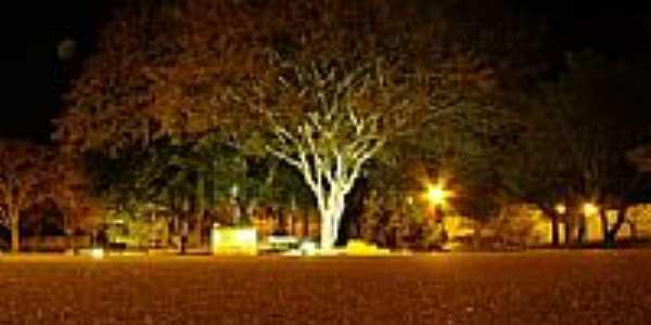 Praça da Escola Assis Chateaubriant-Foto:Mauricio Gomes Ferre…