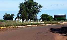 Chiapeta - Chiapeta-RS-Entrada da cidade-Foto:mapio.net
