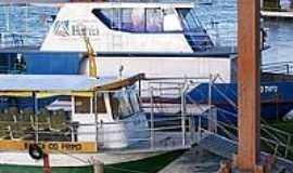 Juazeiro - Barcas em Juazeiro-Foto:joaoevodio