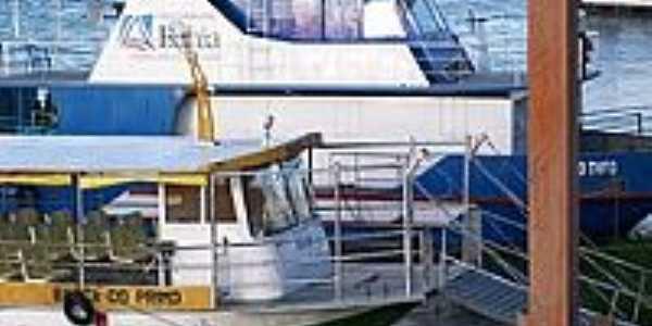 Barcas em Juazeiro-Foto:joaoevodio