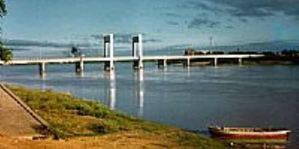 Ponte Presidente Dutra em Juazeiro-Foto:Darciobc