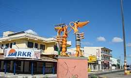 Cidreira - Cidreira-RS-Camarão indicativo-Símbolo da cidadeFoto:PCRAPAKI