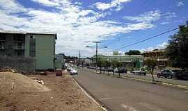 Ciríaco - Ciríaco-RS-Avenida central-Foto:Fredy Silva