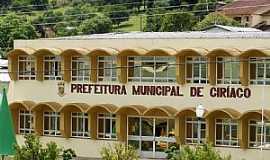 Ciríaco - Ciríaco-RS-Prefeitura Municipal-Foto:Fredy Silva