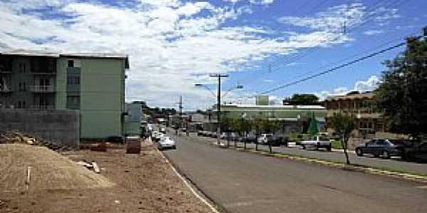 Ciríaco-RS-Avenida central-Foto:Fredy Silva