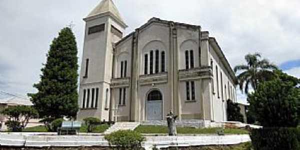 Ciríaco-RS-Paróquia de Santa Teresinha-Foto:Fredy Silva