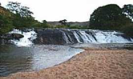 Jucuruçu - Cachoeira do Rio Jucuruçu-Foto:Fabio Candido