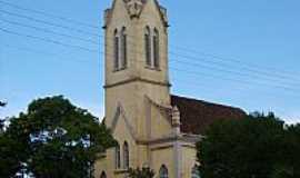 Coqueiros do Sul - Igreja Evanjélica-Foto:by Nelso Lamb