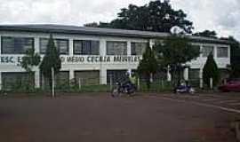 Coronel Bicaco - Escola Cecília Meireles em Coronel Bicaco-Foto:ceciliameirelesbicaco.