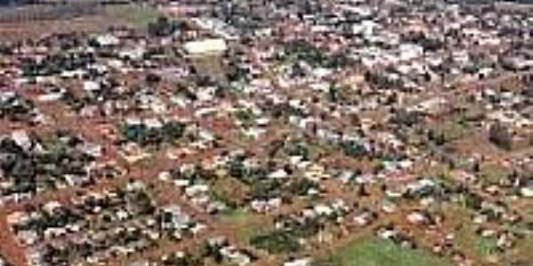 Vista aérea de Coronel Bicaco-Foto:jcconcursos.