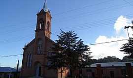 Coronel Pilar - Igreja Matriz de Coronel Pilar - RS - por Scaravonati
