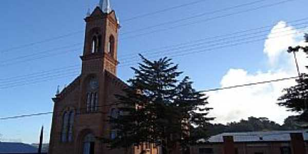 Igreja Matriz de Coronel Pilar - RS - por Scaravonati