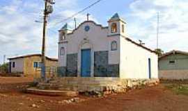 Junco - Capela no povoado de Junco-Foto:Caio Graco Machado