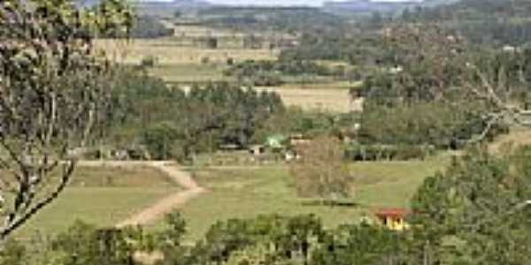 Vista da Saibreira-Foto:ELIOMAR CARDOSO