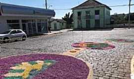 Cotiporã - Cotiporã-RS-Ruas enfeitadas na Festa de Corpus Cristi-Foto:Adao Wons