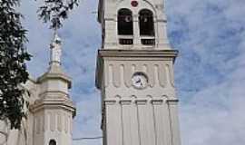 Cotiporã - Cotiporã-RS-Torres da Matriz de N.Sra.da Saúde-Foto:Adao Wons