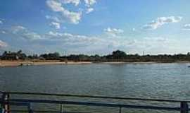Jupaguá - Jupaguá-BA-Praia vista da ponte-Foto:beto rocha