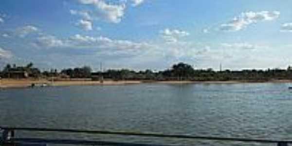 Jupaguá-BA-Praia vista da ponte-Foto:beto rocha