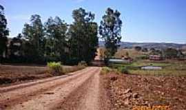 Cruzaltense - Estrada de terra-Foto:eltonstrada