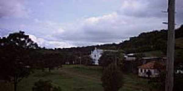 Igreja da Comunidade de João de Castilhos em Dezesseis de Novembro-Foto:Gilson Turchiello
