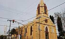 Dois Irmãos - Igreja São Miguel-Foto:ANELISE KUNRATH