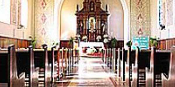 Interior do Santuário de N.Sra.de Czestochowa-Foto:jhenrique1