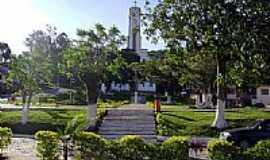 Dom Pedro de Alcântara - Praça e Igreja por Wagner Hertzog