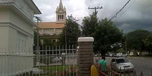 Imagens da cidade de Dona Francisca - RS