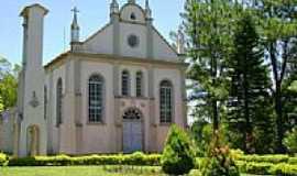 Dona Otília - Igreja Evangélica Luterana de Dona Otília-Foto:Jeremias Wachholz