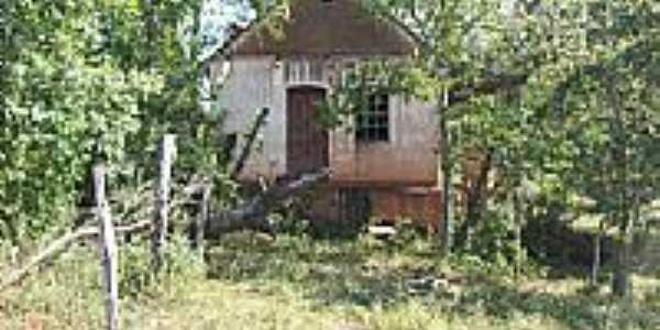 Casa Antiga-por James Berwaldt