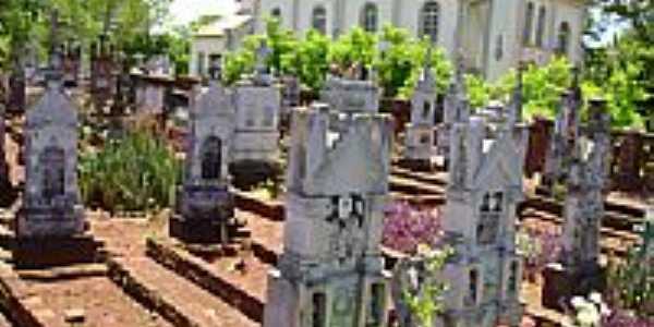 Primeiro Cemitério Evangélico-por Jeremias Wachholz