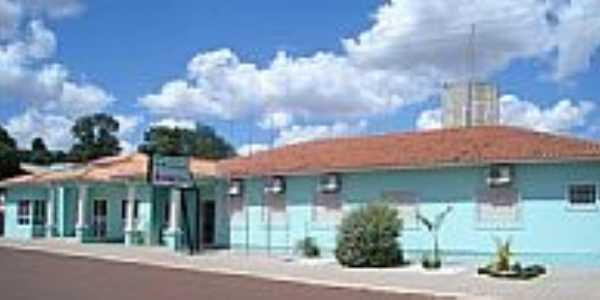 Centro Municipal de Saúde e Fisioterapia-Foto:ROGER190