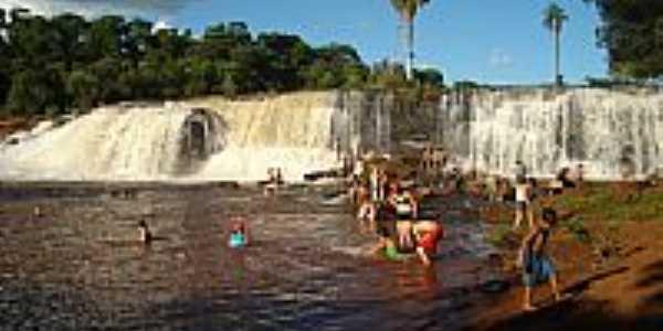 Cascata do Rio Caxambú-Foto:ROGER190