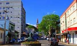 Encantado - Encantado-RS-Avenida central-Foto:ANELISE KUNRATH