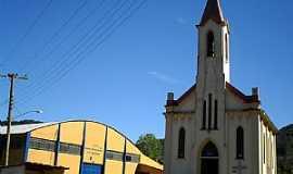 Encantado - Encantado-RS-Igreja de Santa Terezinha-Foto:CanoasPhotos