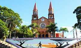 Encantado - Encantado-RS-Matriz de São Pedro-Foto:Elaine A. Fachinetto