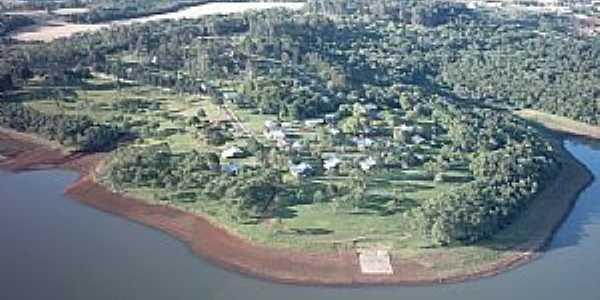 Entre Rios do Sul-RS-Vista do Condomínio Residencial do Lago-Foto:Márcio Martins Corrêa