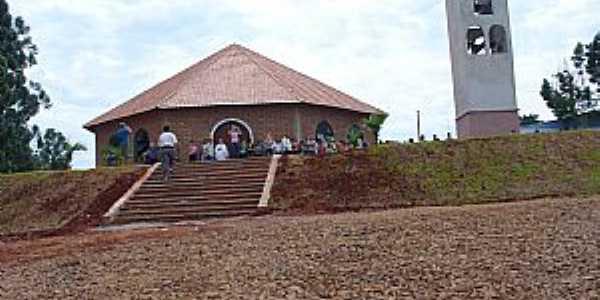 Imagens da cidade de Entre-Ijuís - RS - Capela Nossa Senhora de Altoetting em São João Velho