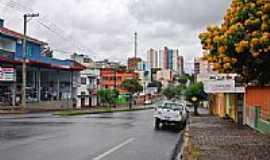 Erechim - Rua da cidade-Foto: fotografo3d