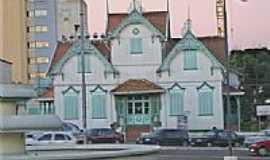 Erechim - Castelinho em Erechim-Foto:José Aparecido de O.…