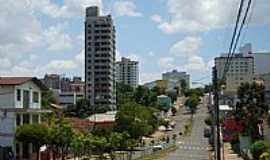 Erechim - Erechim-RS-Avenida central-Foto:Auri Brandão