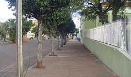 Erechim - Erechim-RS-Rua Riachuelo-Foto:Tânia Mustefaga