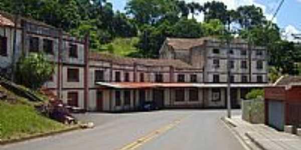 Erechim-RS-Casarão antigo-Foto:Auri Brandão