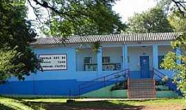 Erval Seco - Escola Estadual de Ensino Fundamental Coronel Finzito  Erval Seco / RS - Fotos por Sandra Ziech