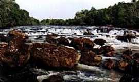 Erval Seco -   Cachoeira Jo�o Gomes Caetano em Erval Seco