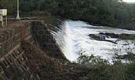 Erval Seco -   Barragem da Usina da Ceee em Erval Seco